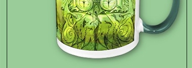 evolution-mug design