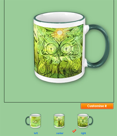evolution-mug design