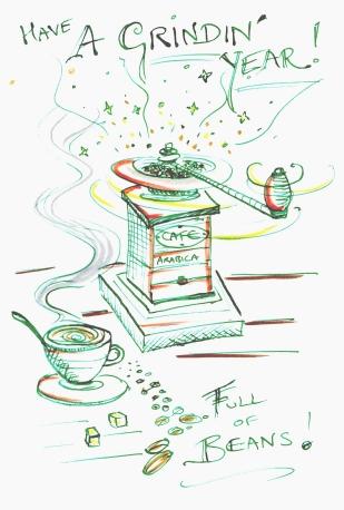 coffee card image