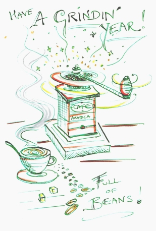 coffee card image