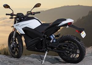 Zero Electric Motorbike