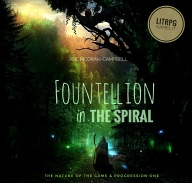 cover for 'Fountellion'