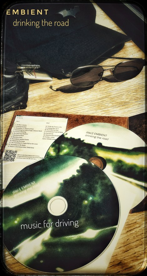 disc image to 'Drinking the Road'
