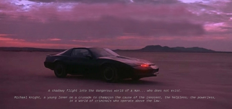 intro to Knight Rider