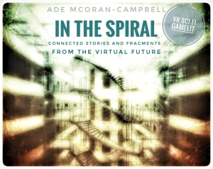 Cover for 'In the Spiral' VR stories