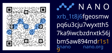 Ade's Press NANO address
