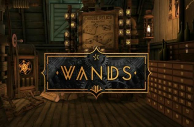 Wands logo