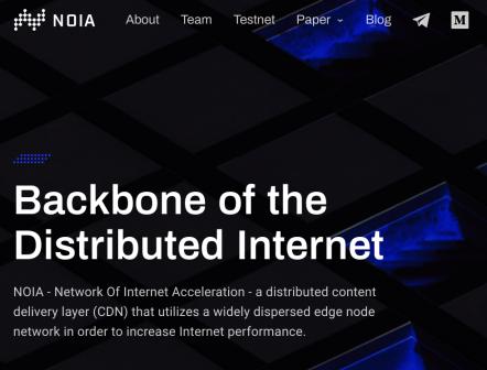 NOIA website image