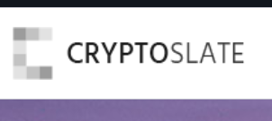 logo for Cryptoslate