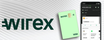 image of Wirex card and logo
