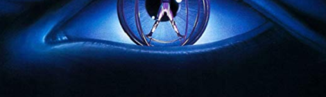 Lawnmower Man movie poster