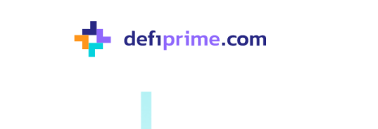 logo for DeFi Prime website
