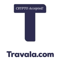 book your holiday with Travala.com using crypto