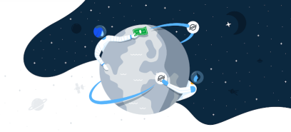 image about Stellar global cryptocurrency