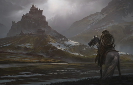 fantasy art Skyrim image