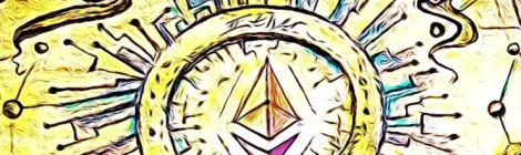 cryptomagic illustration of Ethereum