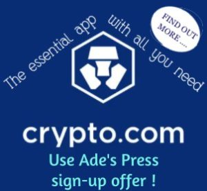 crypto.com referral at Ade's Press